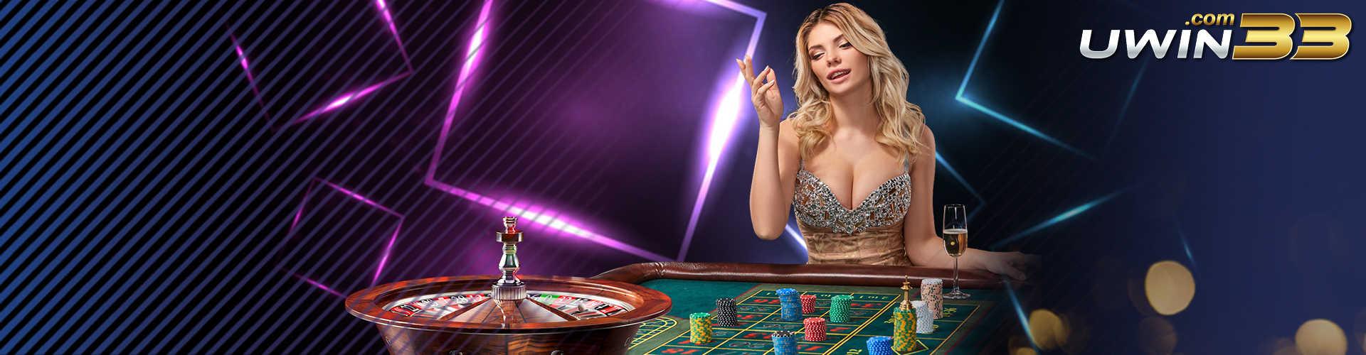 Fun Casino Games at UWin33