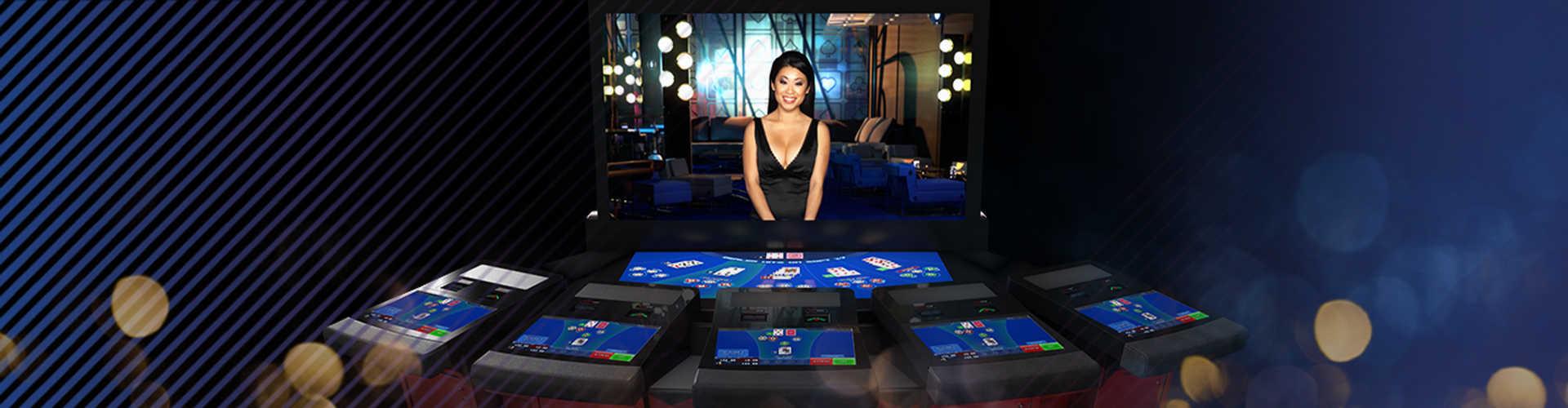 Online Casino Poker Games