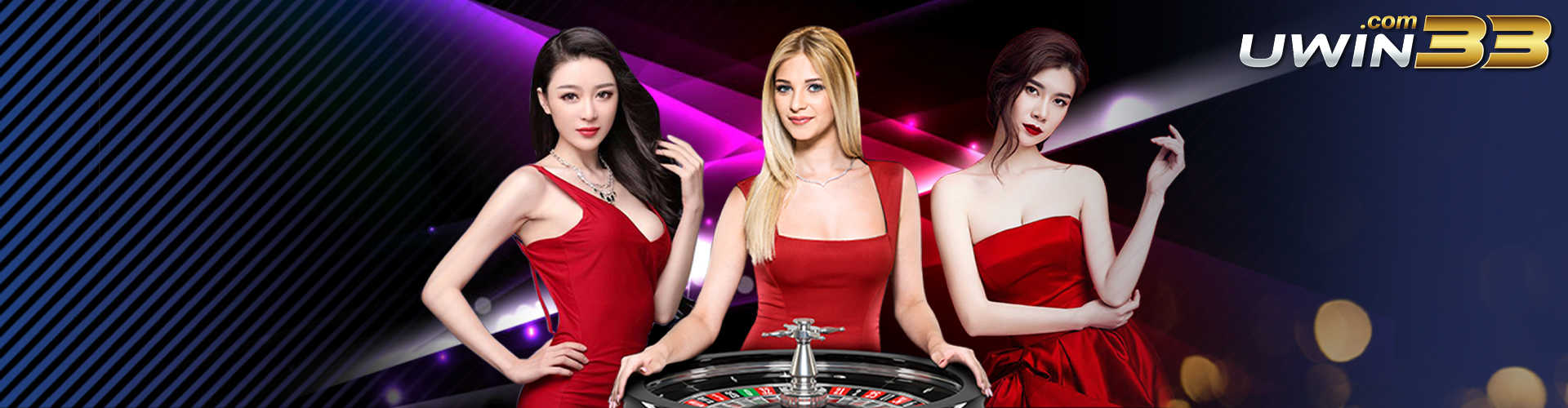Trusted Online Casino at UWin33