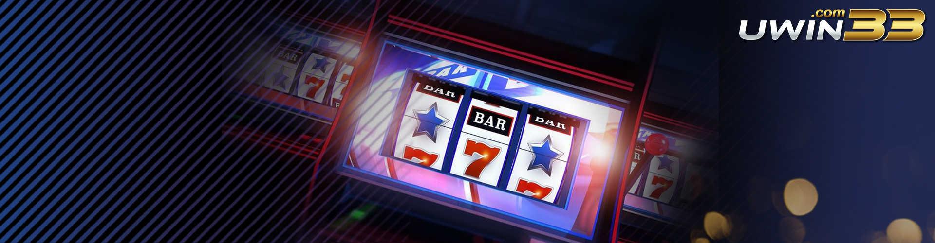 Wide Range of Slot Games