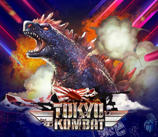 Tokyo Kombat Online Fishing Game